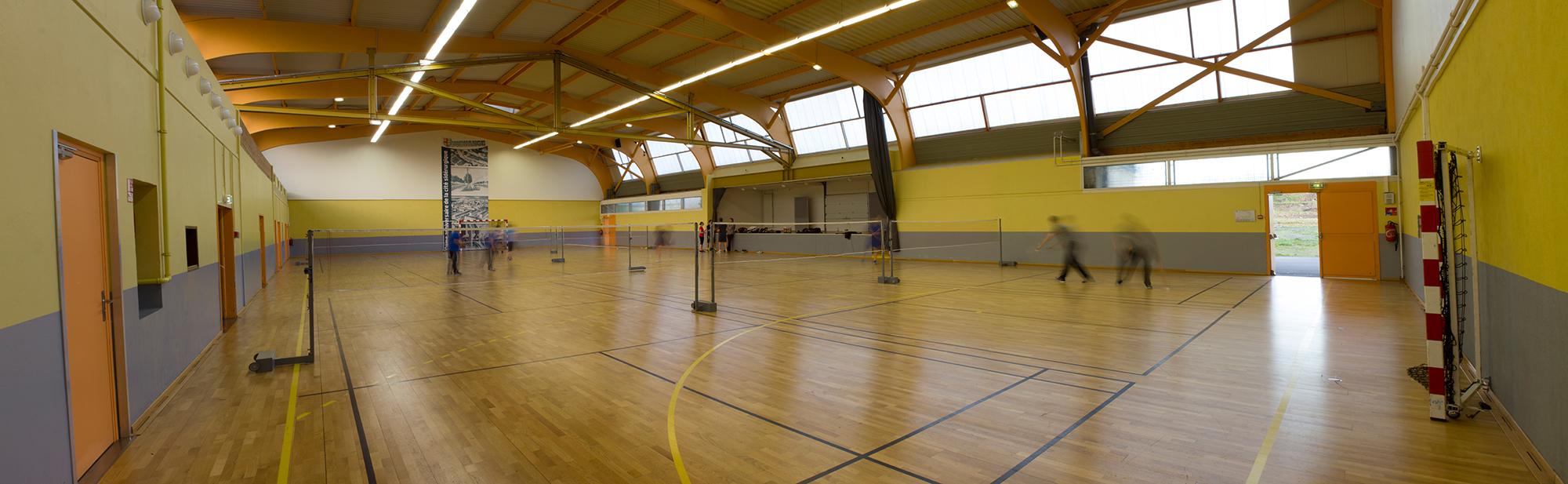 le club lbg le badminton gu 233 nangeois